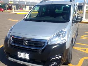 Camioneta Peugeot Partner