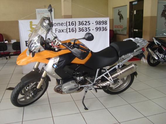 Bmw R 1200 Gs Amarelo 2009