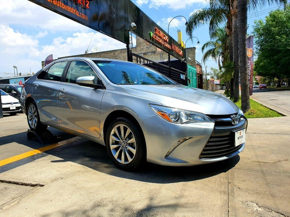 Toyota Camry Xle 2017 ¡¡excelente Trato!!