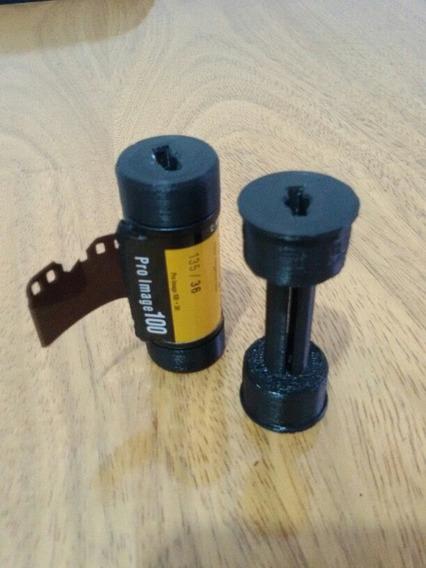 Adaptador Filme 35mm Para Câmeras 120mm