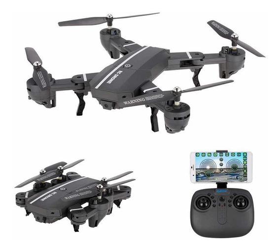 Drone 8807 W Com Câmera Real Time Wi-fi Pronta Entrega
