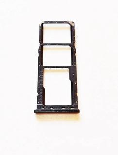 Bandeja Gaveta Slot Chip Galaxy A20 A205f A30 A50 Original