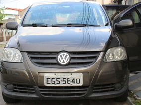 Volkswagen Fox 1.0 Vht Route Total Flex 5p 2009