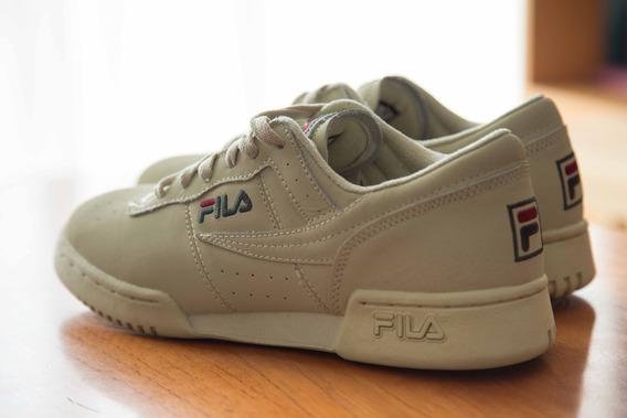 Zapatillas Fila Fitness Premium Beige 8.5 (us)