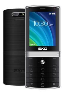 Celular Barato Teclas Eko Nex Con Envío Gratis + Protector
