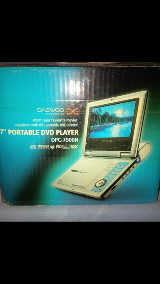 Dvd Portatil Daewoo