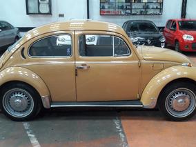 Volkswagen Fusca 1300l Placa Preta 1978