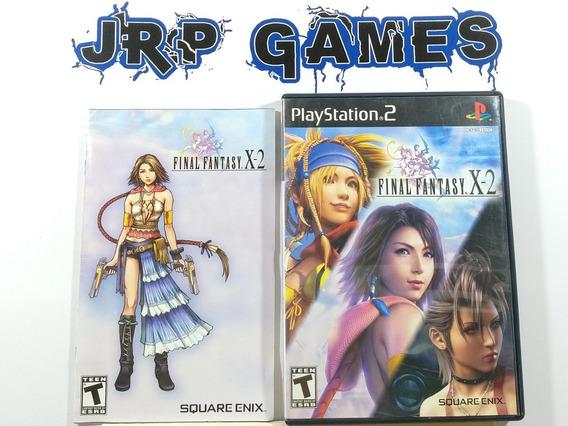 Final Fantasy X-2 Original Americano Ps2