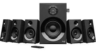 Logitech Z607, Altavoces 5.1 Sonido Envolvente Con Bluetooth