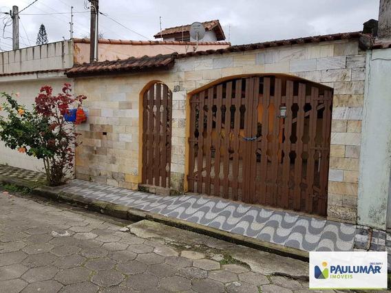 Casa Com 2 Dorms, Vila Atlântica, Mongaguá, Cod: 829004 - A829004