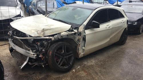 Mercedes Benz A250 2015 Sucata Para Venda De Peças