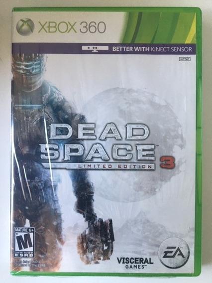 Dead Space 3 Xbox 360 Mídia Física