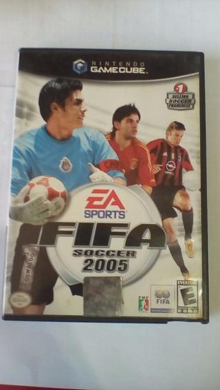 Jogo Game Fifa Soccer 2005 Game Cube Wii Seminovo