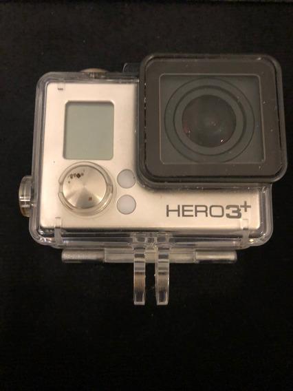 Gopro Hero 3+ Black Edition - Caixa Original + Acessórios!