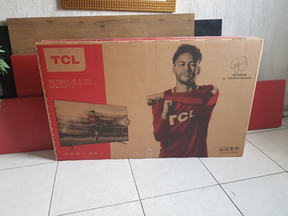 Smart Tv Tcl 50 4k