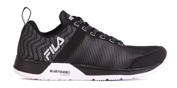 Zapatillas Fila Fxt Cross 53 51co24 Negro Dep