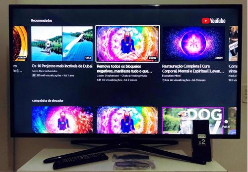 Tv Samsung Smart3d Slim Led 46 Full Hd + 2 Óculos 3d