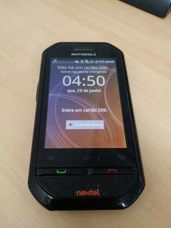 Celular Motorola I867 Com Botão Ptt