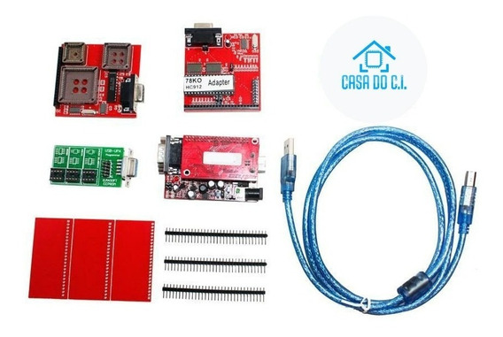 Upa Usb 1.3 Kit Com Adaptadores Completo