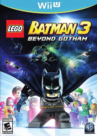 Lego® Batman 3 Beyond Gotham - Digital Wii U