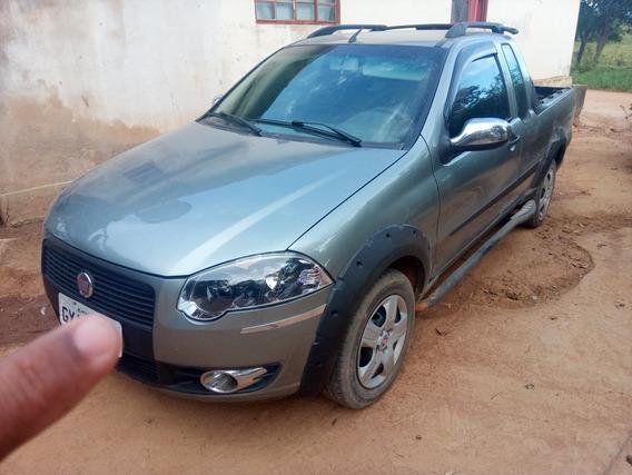Fiat Strada 2011 1.4 Trekking Ce Flex 2p