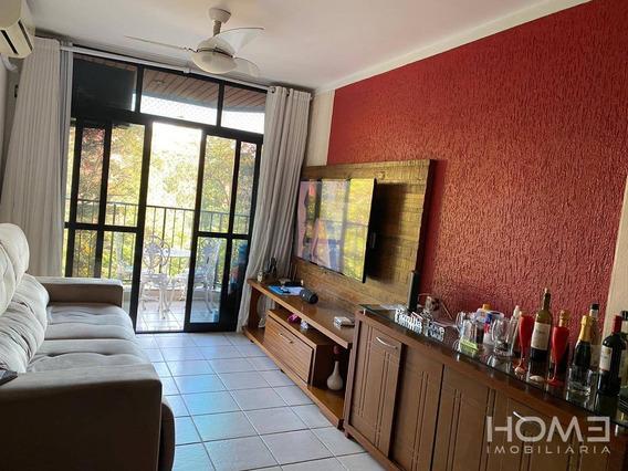 Apartamento Com 3 Dormitórios À Venda, 85 M² Por R$ 280.000,00 - Pechincha - Rio De Janeiro/rj - Ap1403