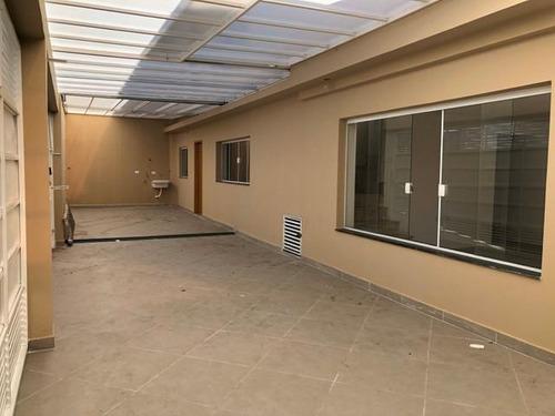 Sobrado Com 3 Dormitórios À Venda, 196 M² Por R$ 850.000,00 - Vila Floresta - Santo André/sp - So1386