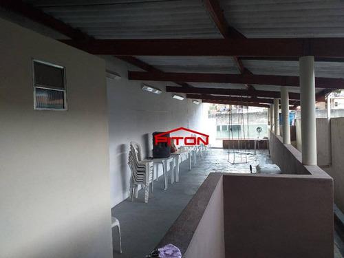 Imagem 1 de 16 de Sobrado Com 2 Dormitórios À Venda, 137 M² Por R$ 550.000,00 - Jardim Gonzaga - São Paulo/sp - So2828