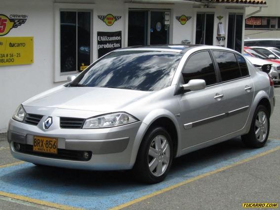Renault Mégane Ii Dynamique Tp 2000 Cc 6ab Ct