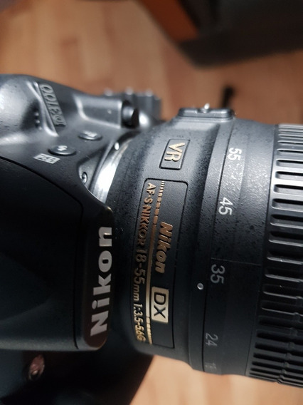Cámara De Foto Nikon D3100