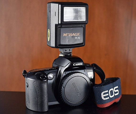 Camera Fotográfica Analogica Canon Eos Rebel S