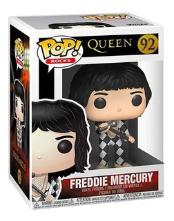 Freddie Mercury Queen #92 - Funko Pop - Original