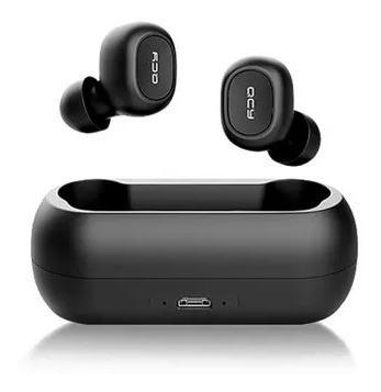 Fone De Ouvido Duplo Sem Fio Bluetooth 5.0 Qcy