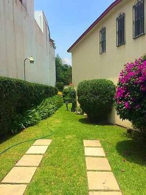 Linda Casa En Calle Cerrada Con Vigilancia En Jardines Del Sur, Xochimilco