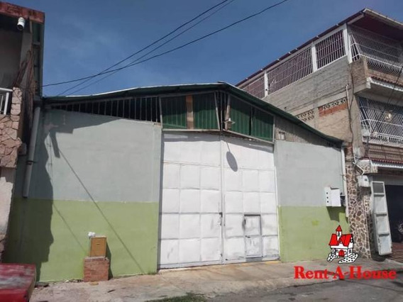 Galpon En Venta En Sector San Agustin Maracay/ 19-19967 Wjo