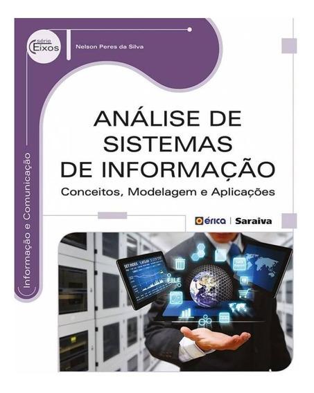 Análise De Sistemas De Informação - Conceitos, Modelagem
