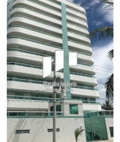 Imagem 1 de 12 de Cobertura Duplex, Frente Ao Mar Em Praia Grande.