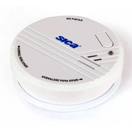 Detector De Humo Autonomo A Bateria 9v 376405 Sica Oficial