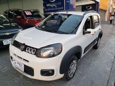 Fiat Uno Way 1.4 8v Flex, Pwg1784