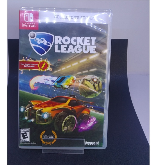 Rocket League Ultimate Edition (seminovo) - Switch