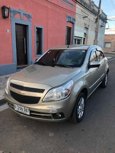 Chevrolet Agile 1.4 Ls Aa+da+mp3 2010