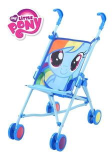 Coche Para Bebe Mi Pequeno Pony Rainbow Dash Muneca Cochecit