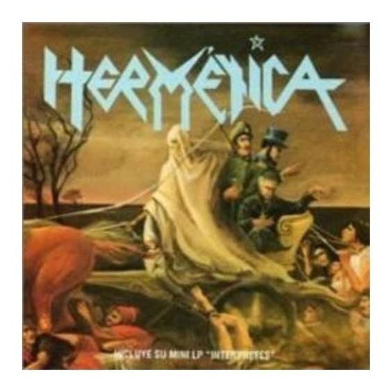 Hermetica Hermetica Incluye Mini Lp Interpretes Cd Nuevo
