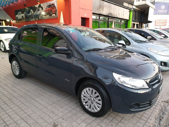 Volkswagen Gol Trend 1.6 Pack I Plus 101cv 2010 C/gnc