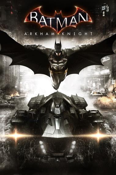 Batman: Arkham Knight - Pc Mídia Digital + Brinde