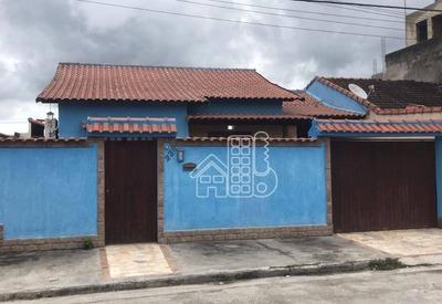 Casa Residencial À Venda, Pacheco, São Gonçalo. - Ca0491