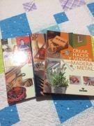 Libros De Manualidades Madera, Cerámica,