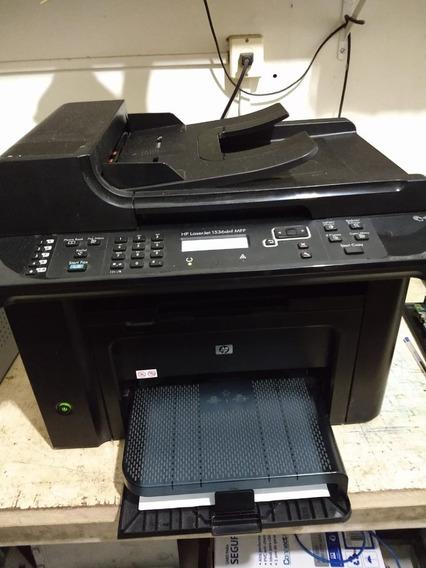Impressora Laser Multifuncional Hp 1536 Dnf Mfp