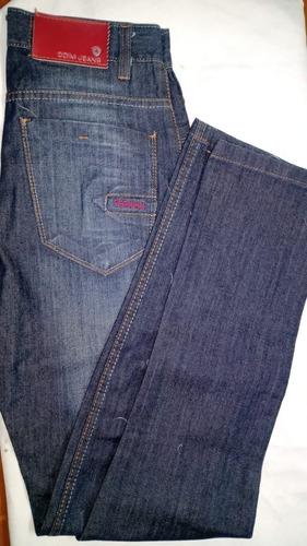 Coins Jeans Original Azul 50% Desc. Talle 38 Liquido