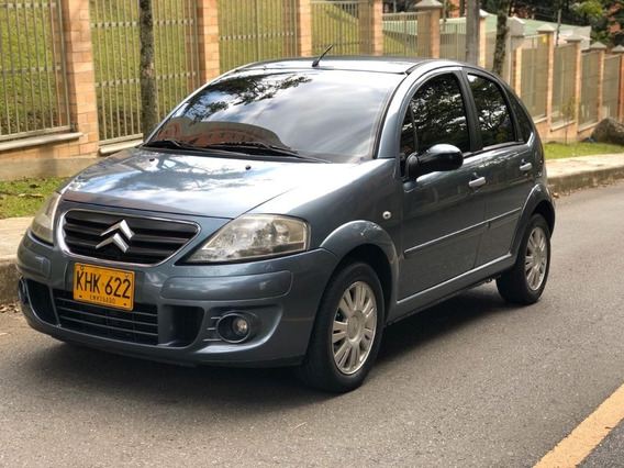 Citroen C3 Exclusive Mod 2009
